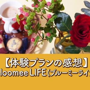【体験プランの感想】ブルーミーライフ(Bloomee LIFE)