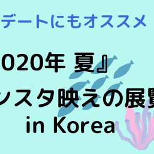 【2020年夏】インスタ映えする人気の展覧会!in Korea
