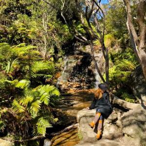 シドニー近郊絶景の旅:美しい滝編