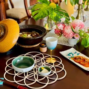 美しき余り物鍋と母の技☆