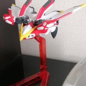 小1:息子、自らの手でロボットを製作す =プラモデル=