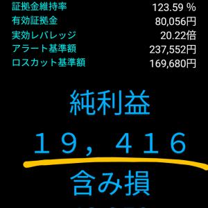 【FX】一ヶ月目の真実