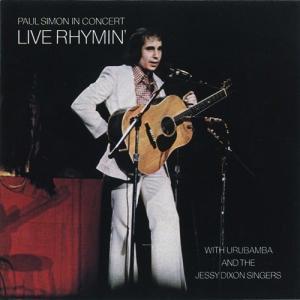 Live Rhymin'  Paul Simon