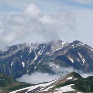 2020年、念願の折立~薬師~立山縦走 その10 鬼岳通過から立山下山まで