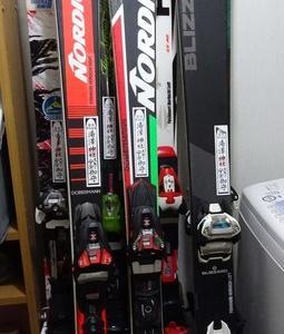20-21シーズンスキーまとめ スキー板編