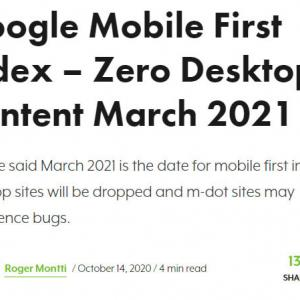 Google検索の終焉か