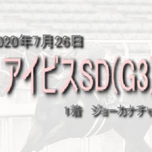 アイビスSD(G3)重賞回顧
