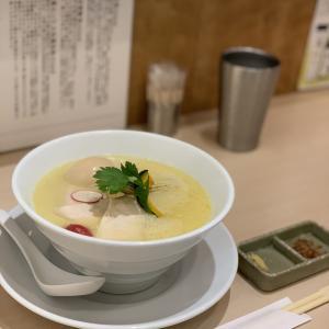 【東京/池袋】誰もが知ってる有名店のラーメン店『銀座 篝Echika池袋店』でカップ麺と同じ鶏白湯sobaを食べ比べしてみた!