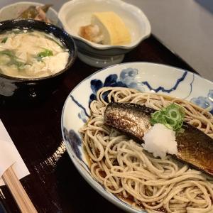 【京都】福井産の蕎麦を使った十割蕎麦店『玄太』でにしん蕎麦を食べた!