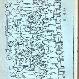 N中1990年度1年1組学級通信「わ!」から その1