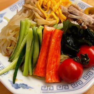 クック食堂 #4 冷やし中華