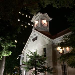 夜景散策ができる街【札幌】