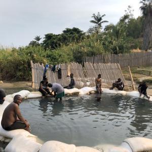 ルワンダに温泉、アフリカのど真ん中のリゾートの魅力