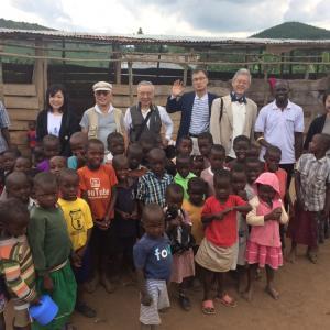 なぜ、アフリカの子供たちは無邪気に純粋に思うのだろうか?