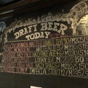美味しいクラフトビールが飲めるバー「O'glee」@アーリー