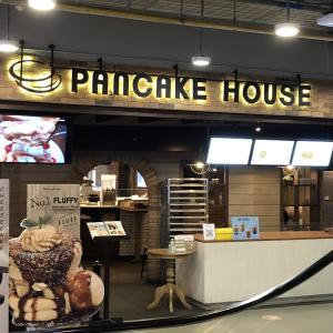 サイアムスクエアワンにあるパンケーキ屋さん「Pancake House」に行ってきた