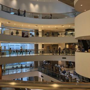【バンコクの美術館】バンコク・アート&カルチャー・センター(BACC)