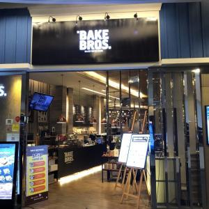 アソーク駅近でノマドワーク!ターミナル(Terminal21)にあるカフェ「Bake Brothers」