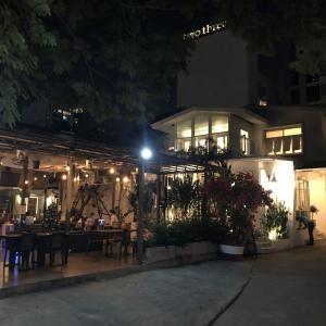 アソークのイタリアン「Mediterra Restaurant Bangkok」