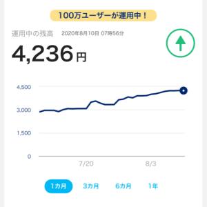 PayPayボーナス運用  経過4