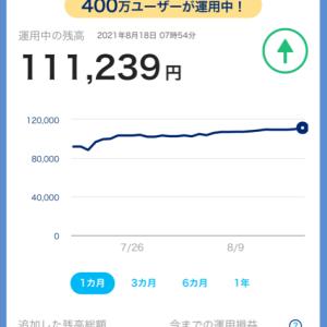 PayPayボーナス運用 11万円突破‼️  ジャクソンホールに注目⚠️