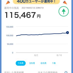 PayPayボーナス運用 11.5万円突破‼️ 強気一色のウォール街に試練‼︎