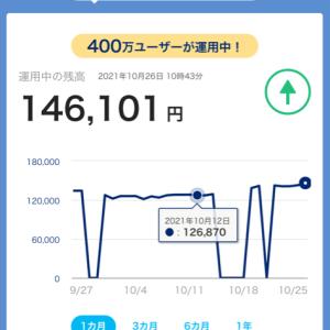 PayPayボーナス運用 14.6万円突破‼️ テスラ1000ドル突破おめでとうございます㊗️
