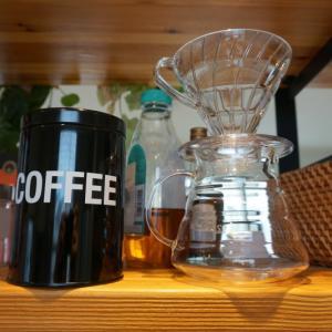 おうちカフェ始めました!ハリオのコーヒーサーバーV60は電子レンジ対応の優れもの!
