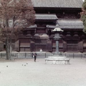 1986年京都・大阪・奈良の旅