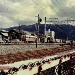 1994年野上電気鉄道の旅