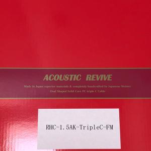 ACOUSTIC REVIVE/RHC-2.5AK-TripleC-FM