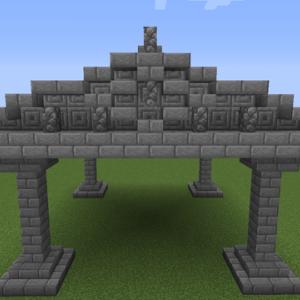 ハードコアに生きる(12) 初心者 VS 神殿の屋根
