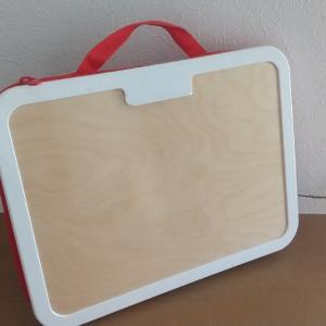 【IKEA新商品】こんなの欲しかった!子どもが大喜びのカワイイ&楽しいバッグ型お絵描きアイテム