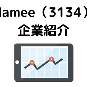 Hamee(3134)企業紹介