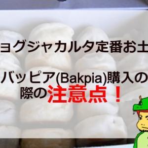 """【ジョグジャカルタ】定番お土産""""バッピア""""おすすめ店と注意事項"""
