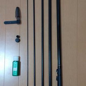 クワとっちゃんのカゴ釣り道具19