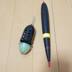 クワとっちゃんのカゴ釣り道具21