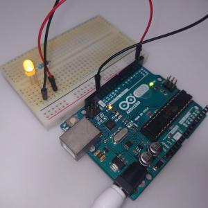 【Arduinoで電子工作-1】Arduinoの開発環境を整える【Hello World】