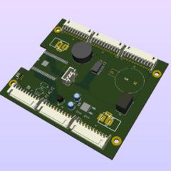 【ESP32で電子工作-2】デジタル時計の作成【プリント基板の作成】
