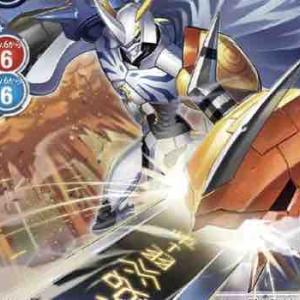 7月16日デジモンカードゲーム大会優勝デッキレシピ