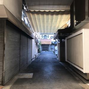 【大阪市】源ヶ橋温泉 (風呂跡)
