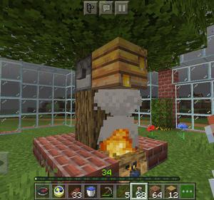 蜂蜜の園をつくる その6