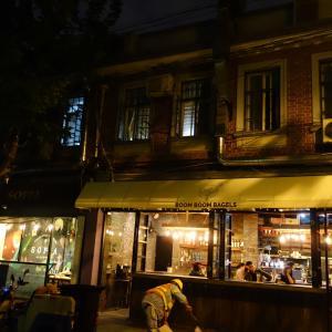 上海でパリみたいなビストロ Le Vin