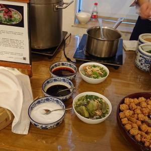洛陽 洛陽城国家遺跡公園 鶏鍋