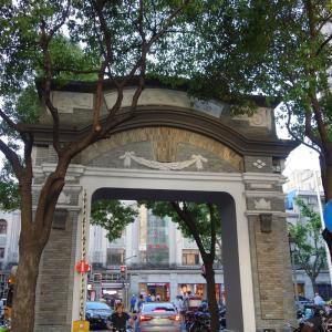 上海でビアガーデン、そして二道橋でウイグルご飯