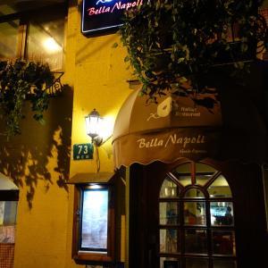 上海 Bella Napoliで欧州風のイタリアン