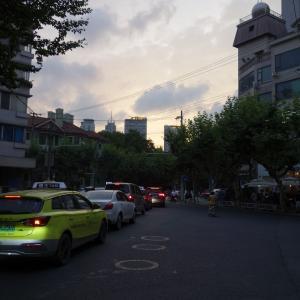 上海 JAX Bistroから鸟啸へ