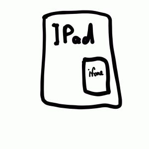 iPadの設定が簡単すぎた話