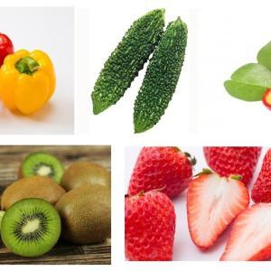 「美白効果のある食べ物」で体の中からスキンケア