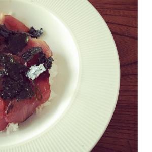 ピチットシートで作る イサキの漬け丼レシピ